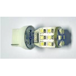 SMD LED - 12V - 18 n. LED - W3X16d - Bianco - 1 contatto - FIRE