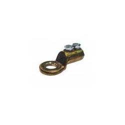25-35 mmqx12 mm - Capocorda ottone