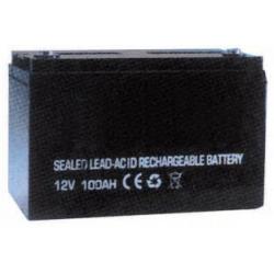 Batteria al piombo ermetica 12 V - 100 Ah