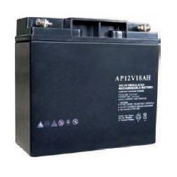 Batteria al piombo ermetica 12 V - 18 Ah