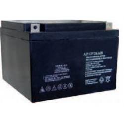 Batteria al piombo ermetica 12 V - 26 Ah