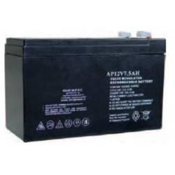 Batteria al piombo ermetica 12 V - 7,5 Ah