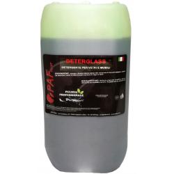 Deterglass automezzi - idrorepellente - 3x4 kg