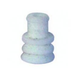 Guarnizione passacavo bianca - cavo Ø 2,2-3,0 per fori da 5 mm