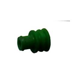 Guarnizione passacavo verde - cavo Ø 0,5-1,5 per fori da 5,9 mm