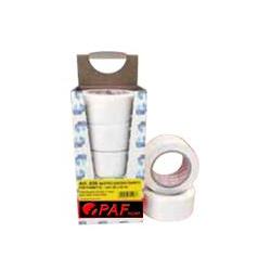 Nastro adesivo bianco per forni - P.E. - mm 50x25 mt