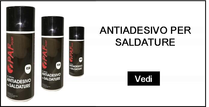 ANTIADESIVO PER SALDATURE