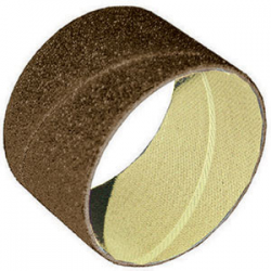 T.A. ad anelli - corindone - GRANA 120 - Ø 45x30 mm