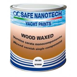 WOOD WAXED - TRASPARENTE CERATO - Conf. da 2,50 lt