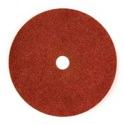 115x22 - GRANA 240 - Dischi abrasivi flessibili su fibra in CARBURO DI SILICIO