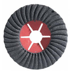 115x22 - GRANA 60 - Dischi semiflessibili in CARBURO DI SILICIO