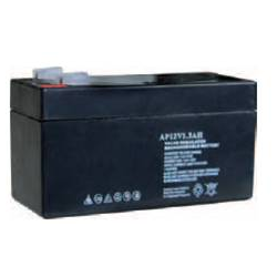 Batteria al piombo ermetica 12 V - 1,3 Ah