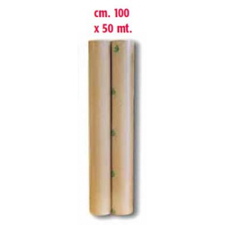 Carta protezione - 105 gr/mq -cm 100x50 m