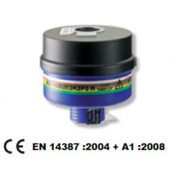 Cartuccia filtrante - A2 B2 E2 K2 P3
