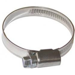 Fascette stringitubo a vite INOX L9- capacità 16-25 mm