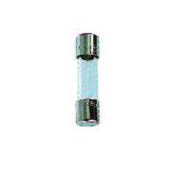 Fusibile cilindrico in vetro 5x20mm 1 A
