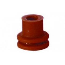 Guarnizione passacavo marrone - cavo Ø 2,5-3,2 per fori da 6 mm
