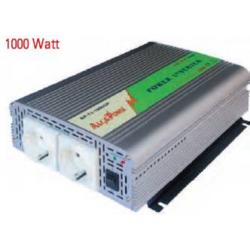 Inverter DC-AC 1000 W 12 V