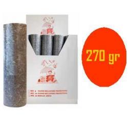 Panno millefiori + PE - cm 100x10 m - con esposit. x 14 pz