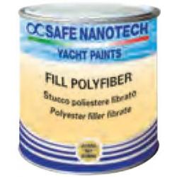 FILL POLYFIBER - BIANCO - Conf. da 0,750 lt (A+B)