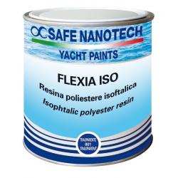 FLEXIA ISO - TRASPARENTE - Fusto da 220,00 kg