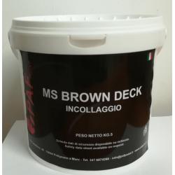 MS BROWN DECK - latta 5 kg
