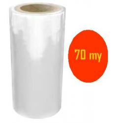 Pellicola adesiva per protezione TRASP - m 50x10 cm