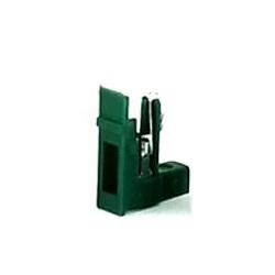 Portalampada per interruttori IVECO - serie Eurocargo - portaled verde