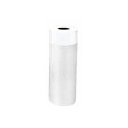 Rotolino film bianco + nastro adesivo mm 38 - cm 270x16 mt