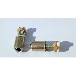 SMD LED - 12V - 04 n. LED - BAX9s - Bianco - FIRE