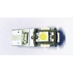 SMD LED - 12V - 05 n. LED - T10 W2,1X9,5d - Bianco - FIRE