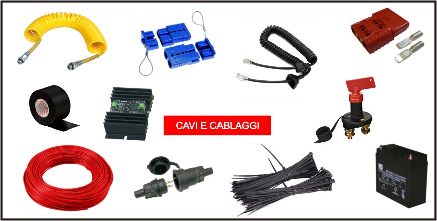 CAVI E CABLAGGI